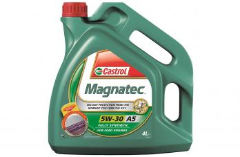 Castrol_Magnatec_4L_5W30_A5_350 Замена масел  и жидкостей Сastrol