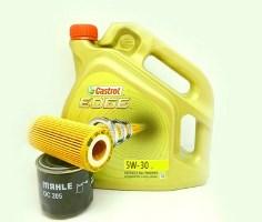 масло Castrol+фильтр