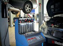 Чищення інжектора автомобіля