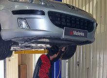Заміна гальмівної рідини в автомобілі