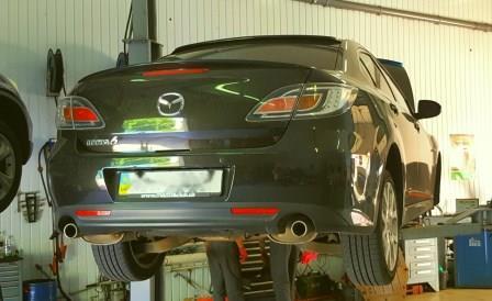 Mazda Бренд