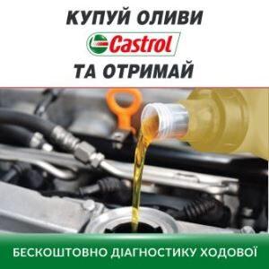 Акція Кастрол+ДХЧ